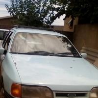 1986 ford siera glx 3.0 Station wagon