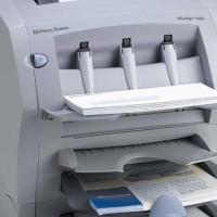 Pitney Bowes DI200 folder / inserter machine