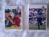 Panini Soccer Cards.