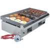 Gas And Electric Flat Top And Open Grillers R1295
