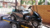 GOLF CART Club Car precedent