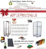 SPECIALS ON BAKERY EQUIPMENT