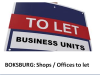 Boksburg:Shops/Offices to let