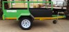 SPECIAL ON - SMALL GARDEN TRAILER.