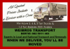 Experts in Removals, Transport