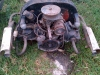 VW 1600 single port engine