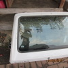 VW Golf 1 Tailgate with glass