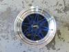 15inch Blue GTR Rims