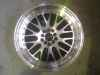 18inch CCW Rims New