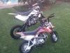 Zooka CRF 160 & Puzey 50