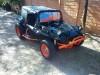 Beach Buggy Black/Orange 1600