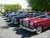 CLASSIC MERCEDES BENZ CARS FOR HIRE