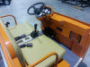 Electric utility golf cart veh