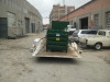 Double axle Car Trailor with W