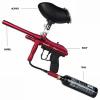 Z5S Paintball gun