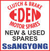 Ssangyong New & Used Spares
