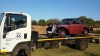 Car Transport Rollback Truck.