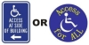 Wheelchair friendly or not - now it's your choice