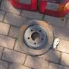 2011 Mazda 5 Rear brake disc
