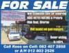 Well Established Used Car Dealership