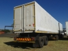 HENDRED FRUEHAUF BOX BODY TRAILER