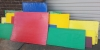 Foamex PVC boards - various colours 3mm 5mm thick