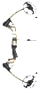 NEW MISSION CRAZE BY MATHEWS COMPOUND HUNTING BOW
