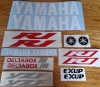 2003 Yamaha R1 decals stickers graphics kits