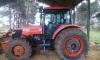 Kubota M108s 4x4 tractor