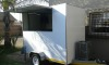 Mobile Food Vending Trailer