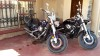 2008 Suzuki Boulevard x two bikes for sale