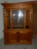 Oregon Pine Antique Cupboard