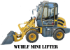 New TLBs Forklift,4x4 Forklifts