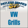 VW Grills new and used