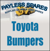 Toyota Bumpers Spares