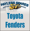 Toyota Fenders