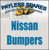 Nissan Bumpers New and Used