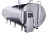 Horizontal & Vertical Stainless Steel Milk Cooling