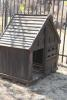 DOG HUT BIG ENOUGH FOR TWO DOG