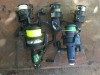 5 Fishing Reels in  good condition