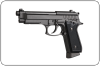 KWC 9mm hand gun