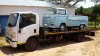 Classic Car Transport to Bloemfontein.