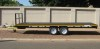 FLAT DECK TRAILER - BRAND NEW 3200kg