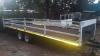 Trailer heavy duty 3 ton swop