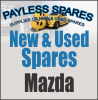 Mazda New And Used Spares