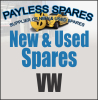 VW  New And Used Spares