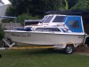 CABIN CRUISER BOAT FOR SALE