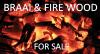 FIRE AND BRAAI WOOD