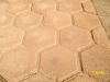 Wanted: Tan colour Hexagon paving blocks