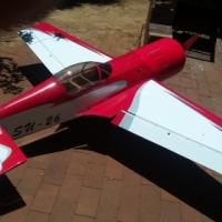 Model plane for sale - Sukoi SU26